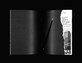 «Pendant la chute» lisez LE NOUVEL ESPRIT DU VANDALISME N°12. Le fanzine qui transforme tout enart.