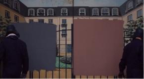 « NOLENS-VOLENCE »  SAEIO et RIZOTE, Paris, décembre2014
