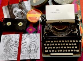 Laissez-vous emporter par l'imaginaire adolescent en Amérique Latine avec LE NOUVEL ESPRIT DU VANDALISME n°5. Le fanzine qui transforme tout enart.