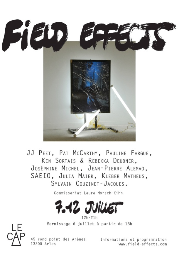 FIELDS EFFECT - group show - arles