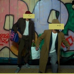 «HONTE» avec SAEIO & TOMEK, 21 novembre – 20 décembre 2015 – HLM –Marseille