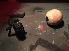 JJ PEET, «Sorcery Scanner : Waiting room» commissariat Laura Morsch-Kihn / 2 – 31 juillet 2018 – galerie quatre –Arles