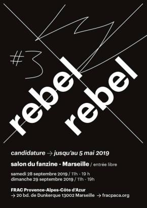 Rebel Rebel lance « toute première fois » en soutien à deux nouveaux exposants. Candidatez!
